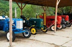traktor Stockbild