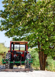 Traktor, lizenzfreie stockbilder