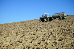 Traktor Imagen de archivo