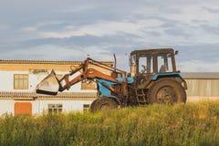 traktor Royaltyfri Bild