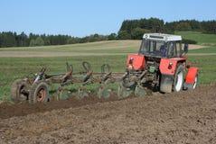 Traktor 6 lizenzfreie stockbilder