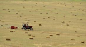 traktor Fotografering för Bildbyråer