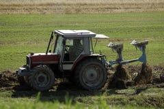 Traktor Lizenzfreie Stockfotografie