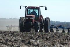 Traktor lizenzfreies stockbild