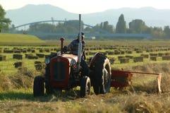 traktor Royaltyfri Foto
