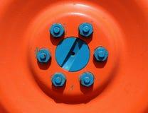 Traktor colorido Fotografía de archivo