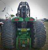 traktor för 2 pull Royaltyfri Foto