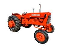 Traktor för Allis Chalmer D70 tappningjordbruk Fotografering för Bildbyråer