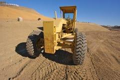 traktor för konstruktionslokal arkivfoton