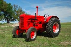 traktor för varm stång Arkivbilder