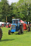 Traktor Identifikations-Parade Stockfotos