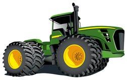 Traktor John Deere stockfoto