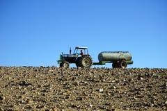 Traktor Royalty Free Stock Photos