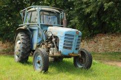 Traktor Zetor Arkivbild