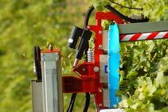 traktorarbete Fotografering för Bildbyråer