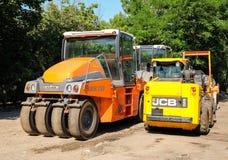Traktordelar, apparater Royaltyfri Fotografi