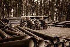 traktoren Lizenzfreies Stockfoto