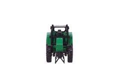 Traktoren modellerar Barns toy Royaltyfria Bilder