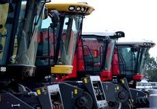 traktorer Arkivbilder