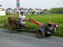 traktorer Royaltyfri Foto