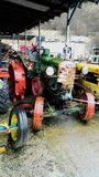 traktorer Royaltyfria Bilder