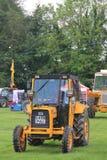 Traktorlegitimationen ståtar Royaltyfria Bilder