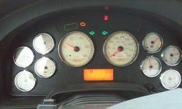 Traktorljus Royaltyfria Bilder