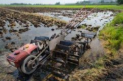 Traktormaskin fotografering för bildbyråer