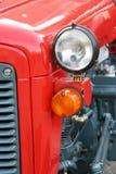 Traktorscheinwerfer Lizenzfreie Stockfotografie