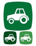 Traktorsymbol Royaltyfria Foton