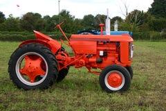 traktortappning Arkivbild