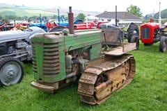 traktortappning Arkivfoto