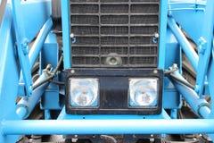 Traktorteile, Einheiten Stockfoto