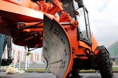 Traktorteile, Einheiten Lizenzfreie Stockbilder