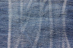 Tralicco blu Fotografia Stock
