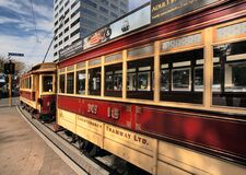 """Tram 11 """"The Boxcar"""" (5) Stock Image"""