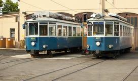 Tram Stock Image