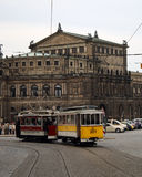 Tram Royalty-vrije Stock Afbeeldingen