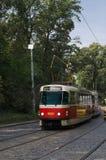 Tram Lizenzfreies Stockfoto