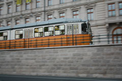 Tram images stock