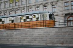 Tram Stock Afbeeldingen