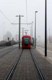tram Royalty-vrije Stock Afbeelding