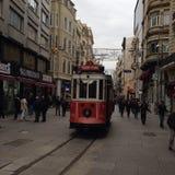 tram Fotografie Stock