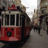 tram Fotografia Stock Libera da Diritti