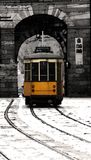 tram Immagini Stock Libere da Diritti