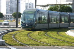 Tram Royalty Free Stock Photo