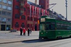 tram Immagine Stock