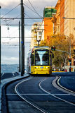 Tram in Adelaide Stock Photography