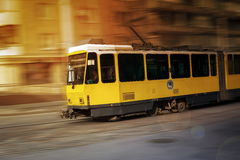 Tram Almaty Royalty Free Stock Photos