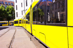 Tram in Berlin, Germany Royalty Free Stock Photography